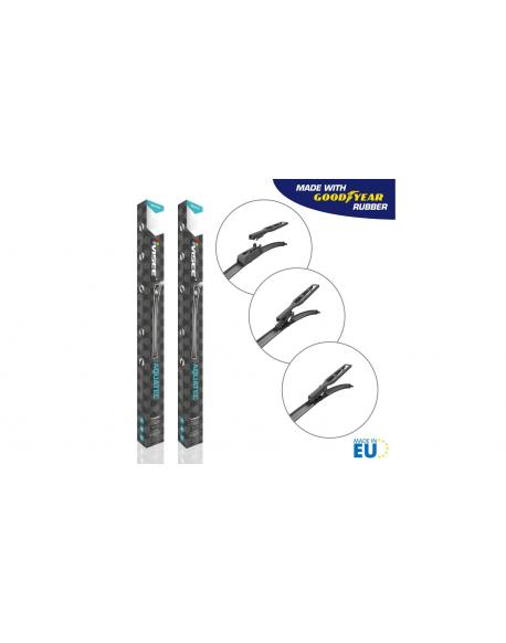 VISEE replacement of original wiper blades SV-F 650/650R