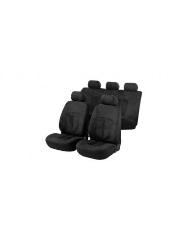 Walser Car Seat Cover Velvet made of Polyester ZIPP IT